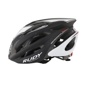 Rudy Project Sterling Helmet Black-White (Matte)
